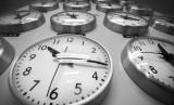 Clocks. Photographer: Andrew Merry.