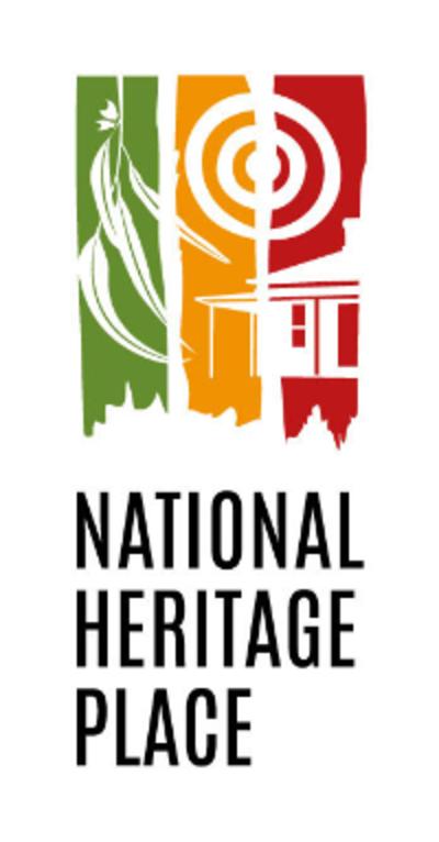 National Heritage Place logo