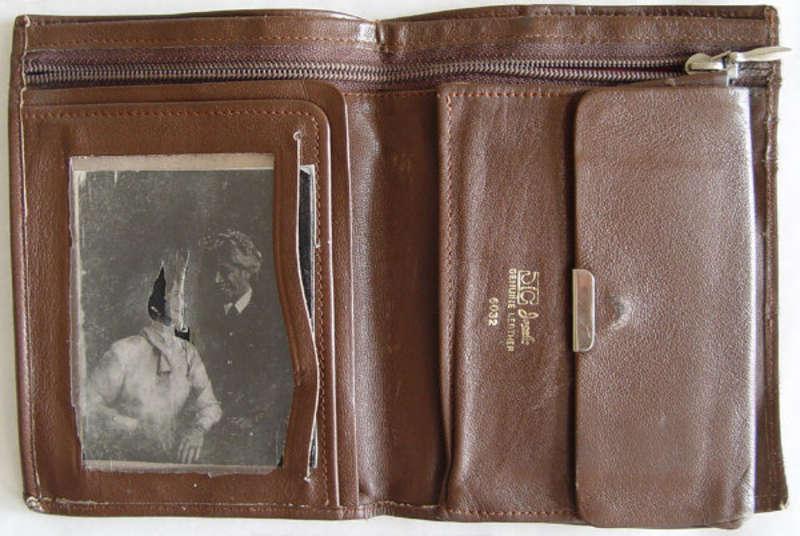 Neville Bonner's wallet