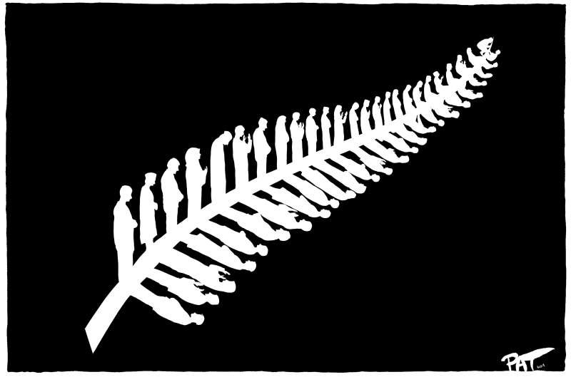Pat Campbell. 'Christchurch Fern.' The Canberra Times, 18 March 2019.