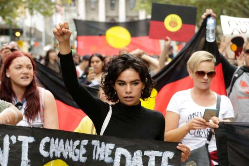 On 26 January 2017 Aretha Brown was one of the speakers at an Invasion Day rally held in Melbourne.