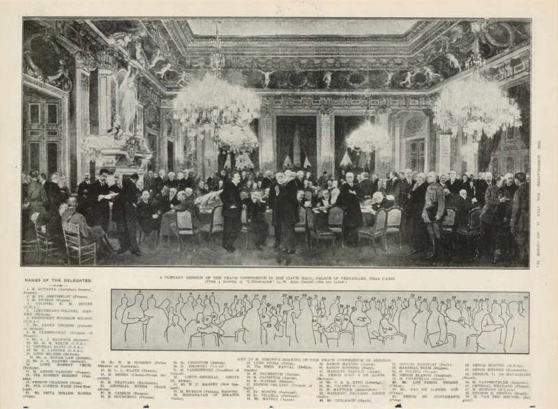 Paris Peace Conference of 1919