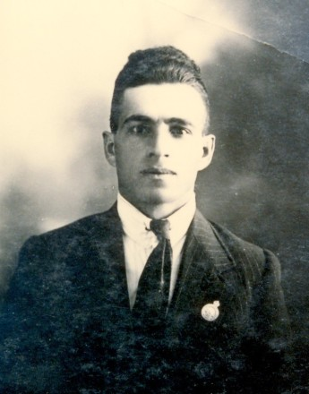 Emmanuel Attard, early 1920s, in Adelaide.