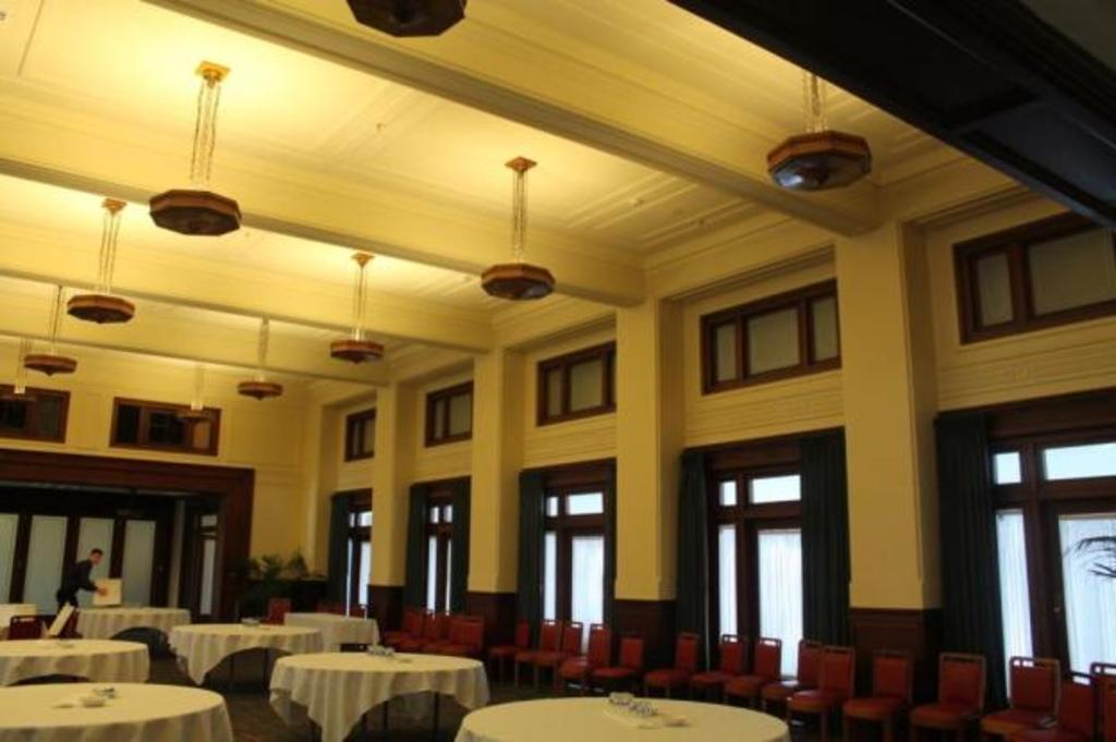 Members Dining Room 3 Old Parliament House