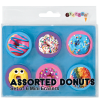 Picture of Assorted Donuts Mini Eraser Set