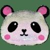 Picture of Panda Reversible Sequin Pillow