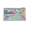 Picture of Dripping Heart Holographic Pencil Case