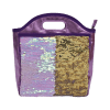 Picture of Iridescent Reversible Sequin Lunch Tote