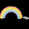 Picture of Rainbow Nylon Light
