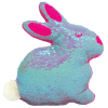 Picture of Bunny Reversible Sequin Pillow