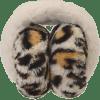 Picture of Classic Leopard Furry Earmuffs