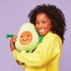 Picture of Smiling Avocado Fleece Pillow
