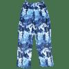 Picture of Tie Dye Blue Plush Pants