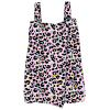 Picture of Pink Leopard Plush Spa Wrap