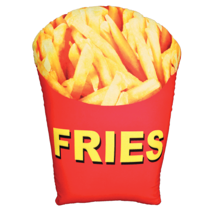 Picture of French Fries Microbead Pillow