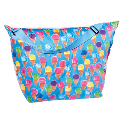 Picture of Watercolor Cones Weekender Bag