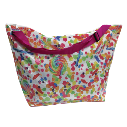 Picture of Candy Collage Weekender Bag