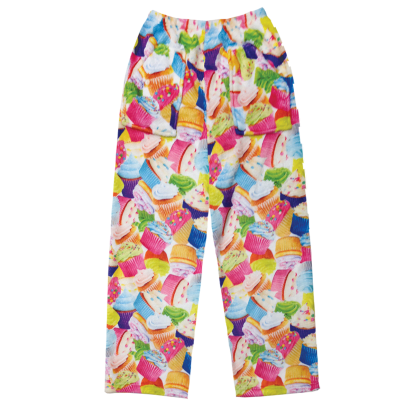 Picture of Cupcakes Plush Pants