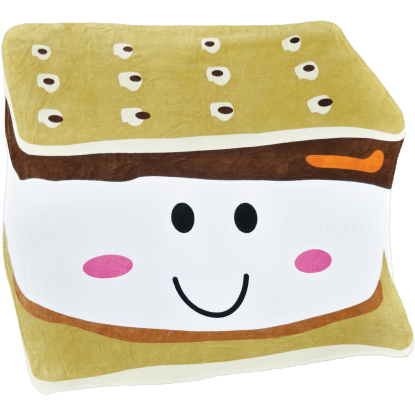 Picture of Smiley S'more Oversized Towel