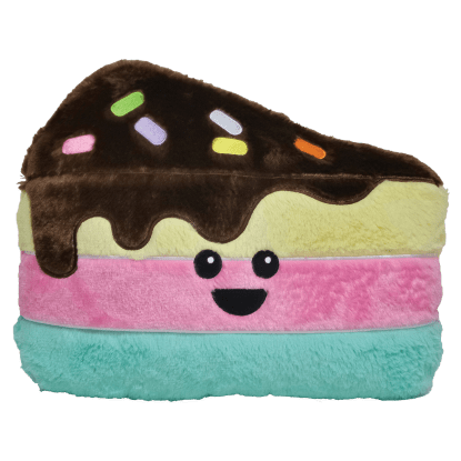 Picture of 3-Layer Cake Scented Furry Pillow