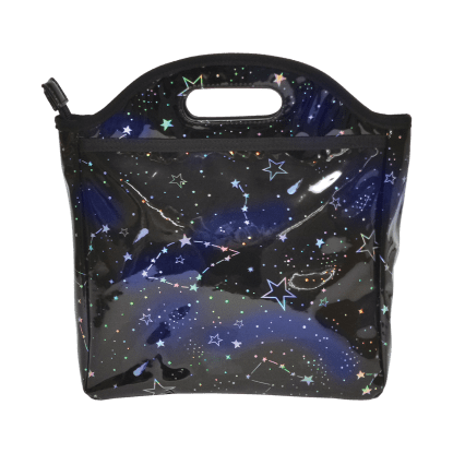 Picture of Constellation Holographic Lunch Tote