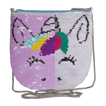 Picture of Unicorn Sequin Crossbody Bag