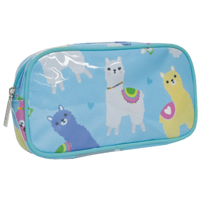 Picture of Llamas Small Cosmetic Bag