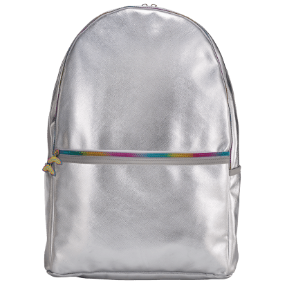 Picture of Silver Metallic Backpack