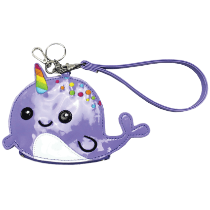 Picture of Narwhal Purse Key Chain