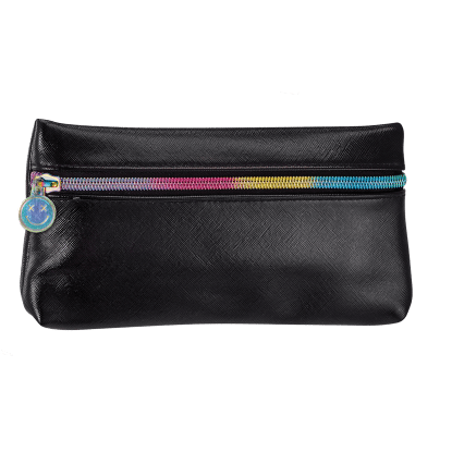 Picture of Black Metallic Pencil Case