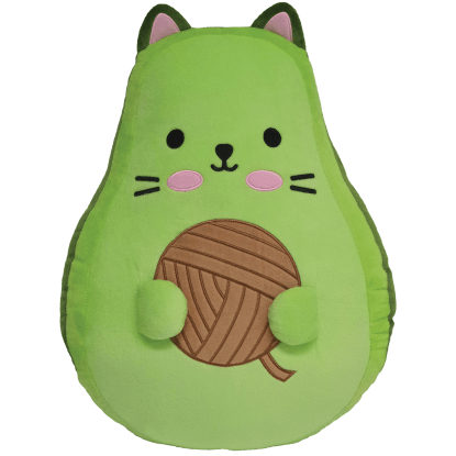 Picture of Avocato Scented Foodie Pillow