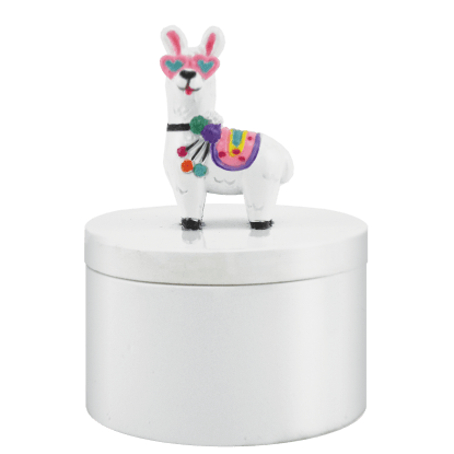 Picture of Llama Jewelry Box