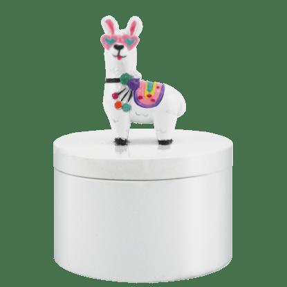 Picture of Llama Jewelry Box
