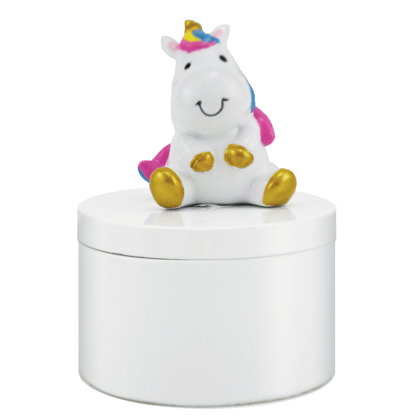 Picture of Unicorn Jewelry Box