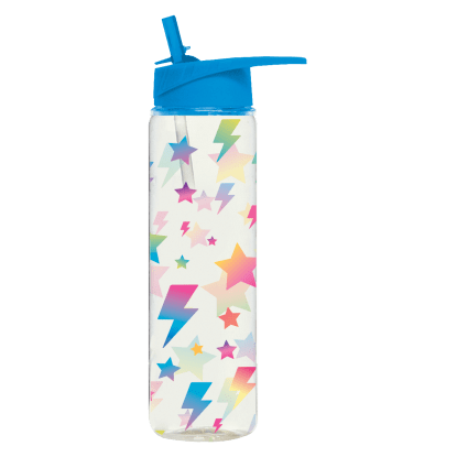 Picture of Stars and Lightning Water Bottle
