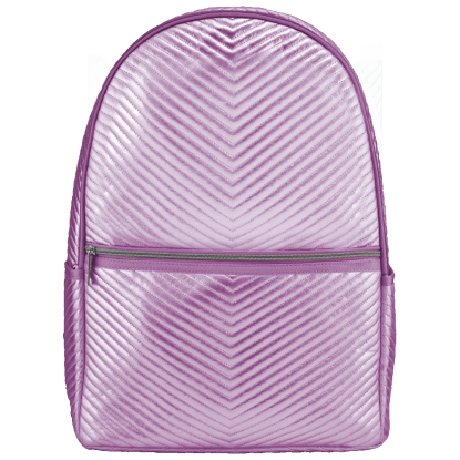 Picture of Pink Chevron Backpack
