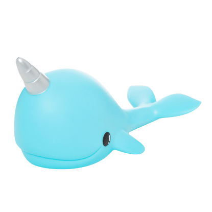Picture of Narwhal Night Light Blue