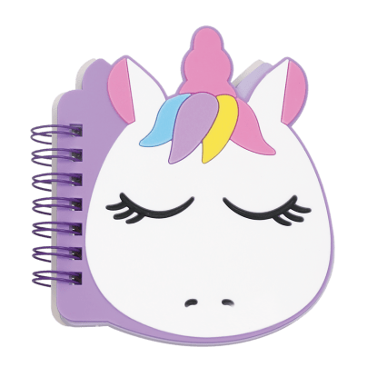 Picture of Unicorn Mini Notebook