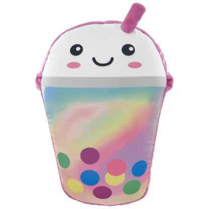 Picture of Bubble Tea Scented Microbead Pillow