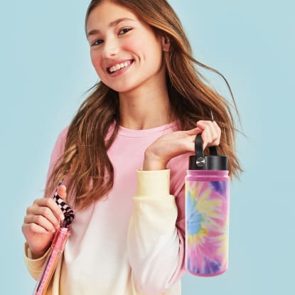 Picture of Pastel Tie Dye Canteen