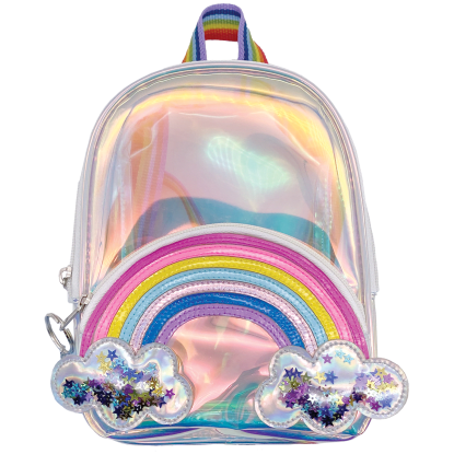 Picture of Rainbow and Stars Mini Backpack