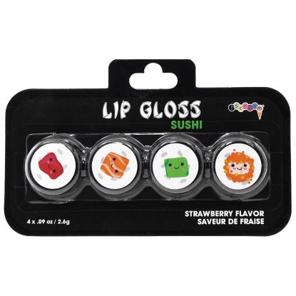 Picture of Sushi Lip Gloss Set