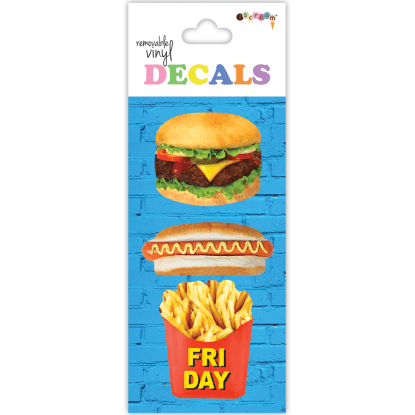 Picture of Junk Food Vinyl Decal Small