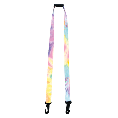Picture of Tie Dye Face Mask Lanyard