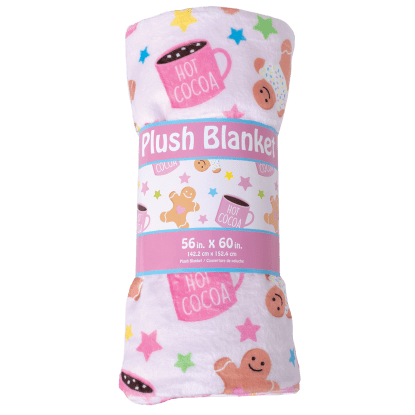 Picture of Sweet Holiday Plush Blanket