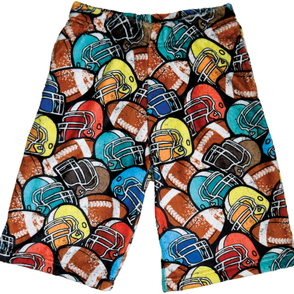 Picture of Football Plush Shorts