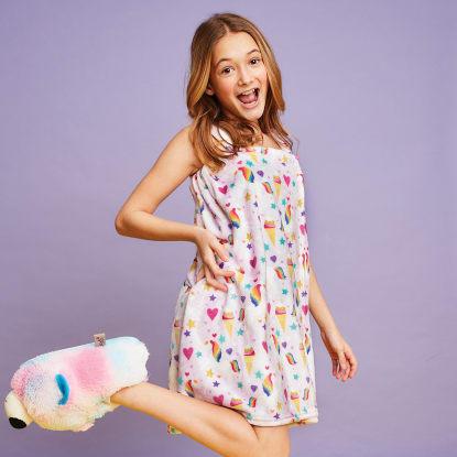 Picture of Magical Unicorn Plush Spa Wrap