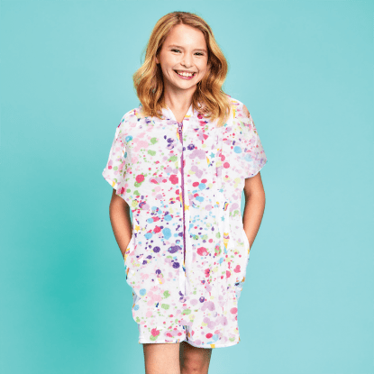 Picture of Confetti Plush Romper