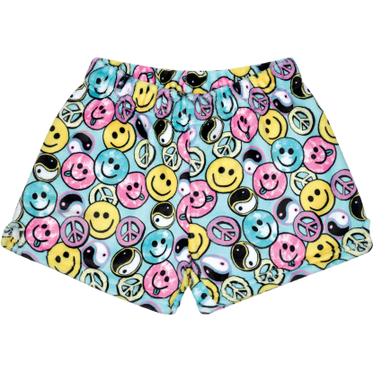 Picture of Be All Smiles Plush Shorts