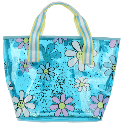 Picture of Daisies Clear Tote Bag